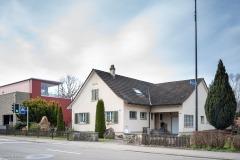 Gemäss Gebäudeversicherung erbaut 1951.