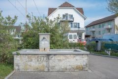 Ecke Dorfstrasse / Frauenfelderstrasse