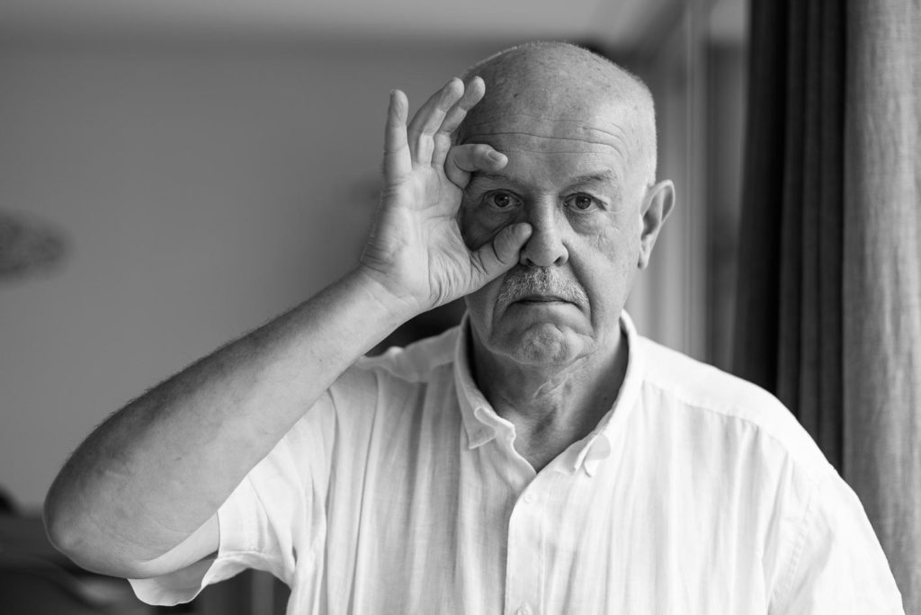 Francis Dercourt, Fotografe in Wängi