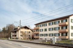 Gemäss Gebäudeversicherung erbaut 1958.